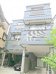 東京都墨田区京島1丁目の賃貸マンションの外観