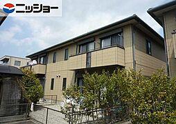 フォレストカーサ B棟[1階]の外観