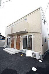 [タウンハウス] 岡山県岡山市南区福田 の賃貸【/】の外観