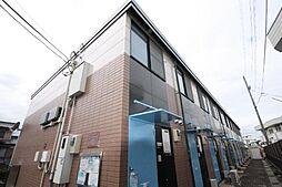香川県高松市鹿角町の賃貸アパートの外観