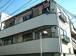 東京都豊島区長崎5丁目の賃貸マンションの外観