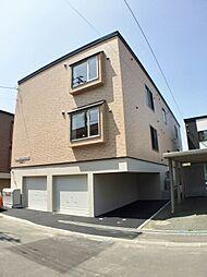 グランエステート菊水元町[206号室]の外観