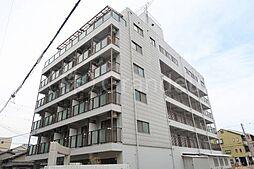 プレジデント横田[5階]の外観