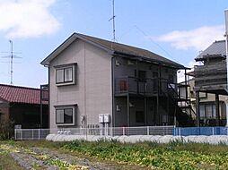 神奈川県横浜市泉区上飯田町の賃貸アパートの外観