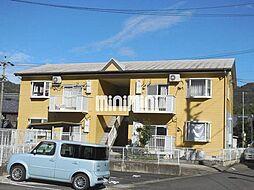 レヴンワース E棟[2階]の外観
