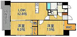 ADVANCE128[12階]の間取り