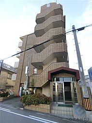 クインテットハイツ[4階]の外観