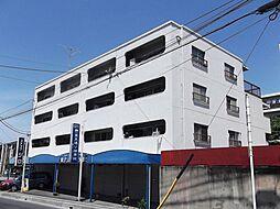 埼玉県さいたま市中央区新中里3丁目の賃貸マンションの外観