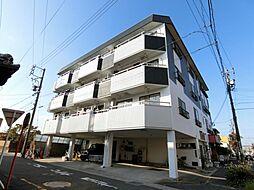 愛知県稲沢市小池2丁目の賃貸マンションの外観