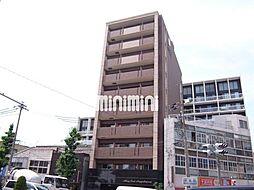 ライジングコート名古屋駅南[4階]の外観