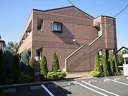 埼玉県深谷市上柴町西6の賃貸アパートの外観