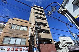 アームスコート若江岩田[4階]の外観