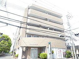 兵庫県明石市二見町東二見の賃貸マンションの外観