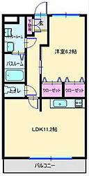 ガーデンコート元町[1階]の外観