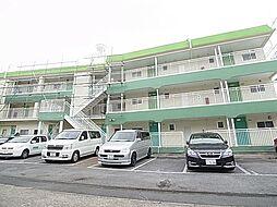 東京都足立区中央本町4丁目の賃貸マンションの外観