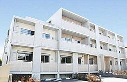 東京都世田谷区豪徳寺2丁目の賃貸マンションの外観