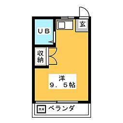 🉐敷金礼金0円!🉐コーポ長屋