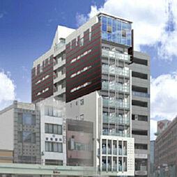 福岡県北九州市小倉北区京町1丁目の賃貸マンションの外観