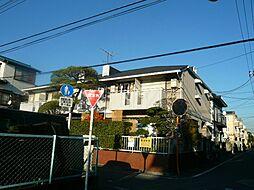 東京都江戸川区南小岩4丁目の賃貸アパートの外観