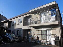 永井コーポラス[2階]の外観