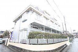 神奈川県座間市緑ケ丘6の賃貸アパートの外観