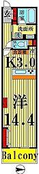 西新井駅 11.0万円