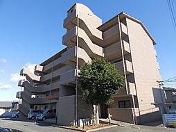 三重県鈴鹿市平田東町の賃貸マンションの外観