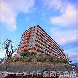福岡県糟屋郡須惠町大字旅石の賃貸マンションの外観