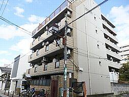 メゾンドール新今里[302号室]の外観