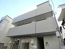 東京都板橋区小茂根1丁目の賃貸アパートの外観