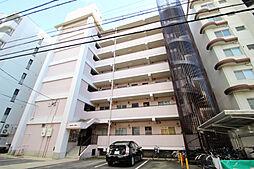 愛知県名古屋市名東区上社2の賃貸マンションの外観