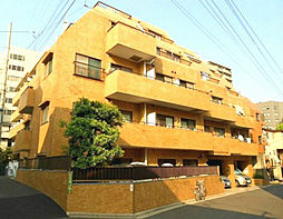 東京都文京区大塚6丁目の賃貸マンションの外観