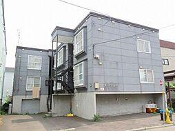 Eフラット[1階]の外観