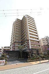 福岡県北九州市八幡東区東田2丁目の賃貸マンションの外観