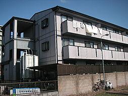 ワイエム弐番館[3階]の外観