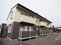 コート柳沢[203号室]の外観