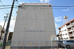 マンションヒロタA[2階]の外観