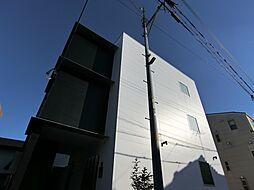 パロス茨木中穂積[1階]の外観
