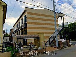 西武拝島線 武蔵砂川駅 徒歩23分の賃貸アパート