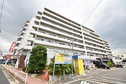 竹の塚ロジュマン[3階]の外観