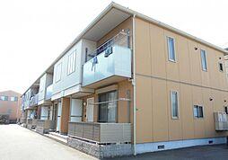 広島県福山市多治米町3丁目の賃貸アパートの外観