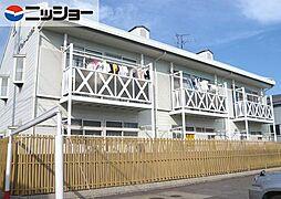 モノトーンハウス[1階]の外観