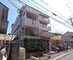 京都府京都市右京区西京極下沢町の賃貸マンションの外観