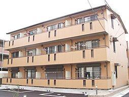 兵庫県尼崎市東七松町1丁目の賃貸アパートの外観
