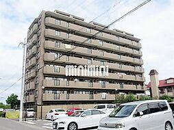 ライオンズマンション柳津[3階]の外観