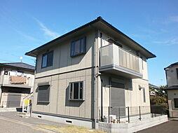 埼玉県所沢市大字山口の賃貸アパートの外観