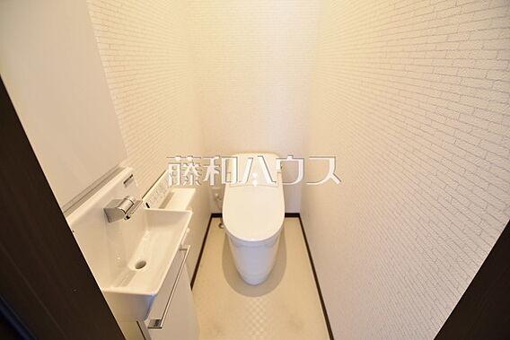 トイレ 【日野...