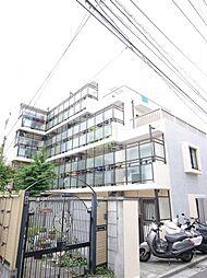 東京都新宿区市谷砂土原町3丁目の賃貸マンションの外観