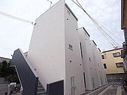 ラネージュ西明石[2階]の外観