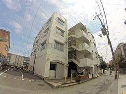 兵庫県伊丹市瑞穂町1丁目の賃貸マンションの外観